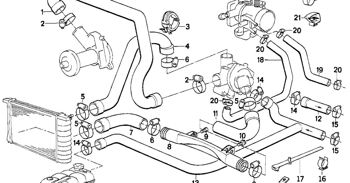 Youan: Bmw E30 M40 Engine Diagram