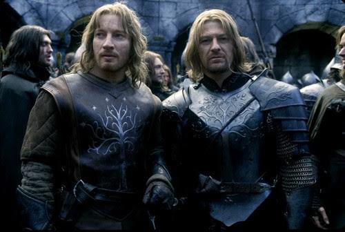 Faramir and Boromir - faramir Photo