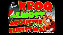 22nd Annual KROQ Almost Acoustic Christmas presale code for performance tickets in Universal City, CA (Gibson Amphitheatre at Universal CityWalk)