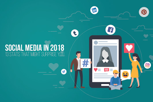 Social Media in 2018: 13 Stats That Might Surprise You | NeoReach Blog | Influencer Marketing