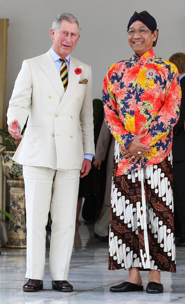 Prince Charles In Indonesia - Day 4