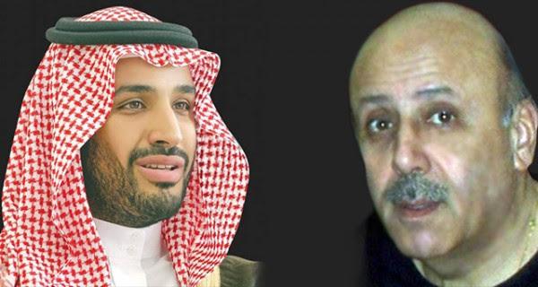 علي المملوك ومحمد بن سلمان