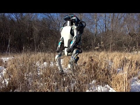 New Atlas Robot from Boston Dynamics