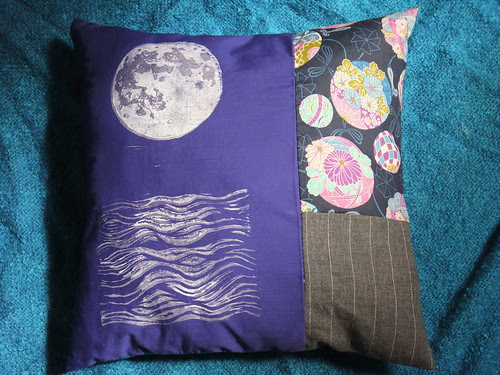 moon pillow