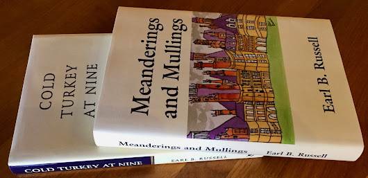 Book 2, Meanderings and Mullings, Is Out!
