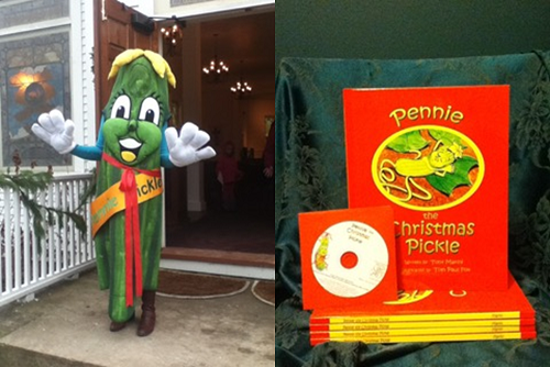 Christmas Fun with Pennie, The Christmas Pickle