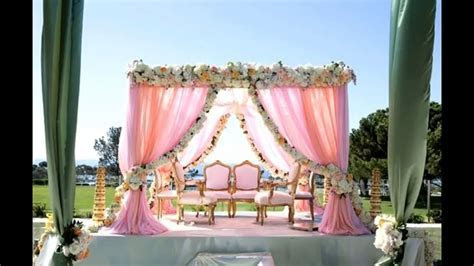 Best Mandap Decor images / photos 2018   Wedding Mandap