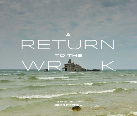 72 Hours on South Manitou Island: A Return to the Wreck