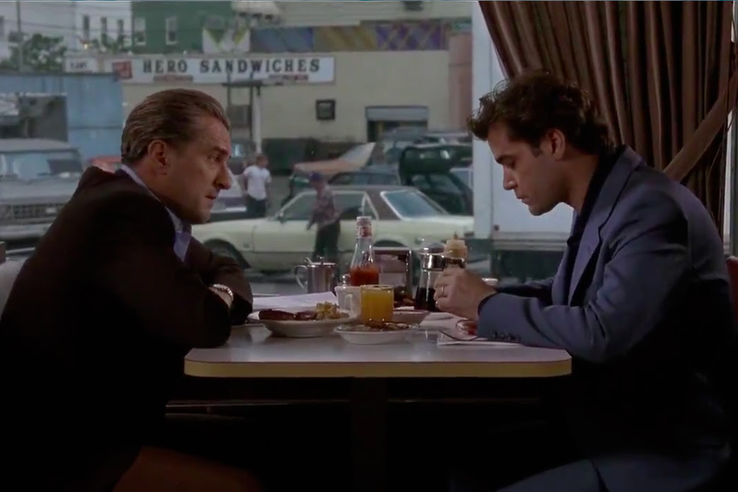 The New York Bars and Restaurants of Goodfellas