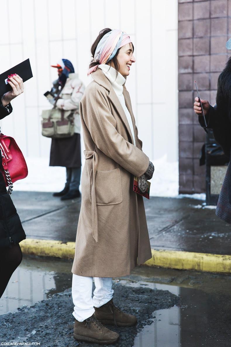 New_York_Fashion_Week-Fall_Winter_2015-Street_Style-NYFW-Camel_Coat-