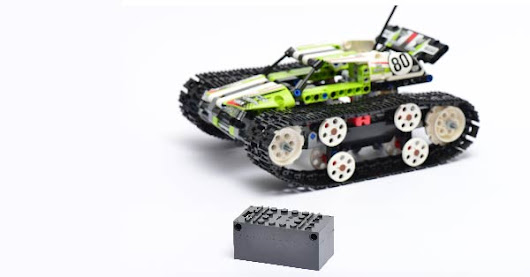 SWEEPSTAKES - Win LEGO® set + BuWizz