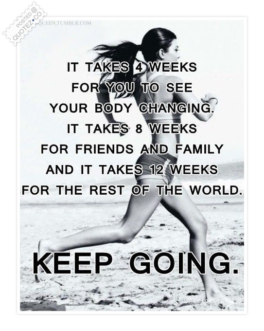 Keep Going Motivational Quote Quotezco