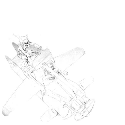 WIP - Invasion sketch