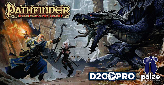 Official Pathfinder Content Coming to D20PRO | D20PRO