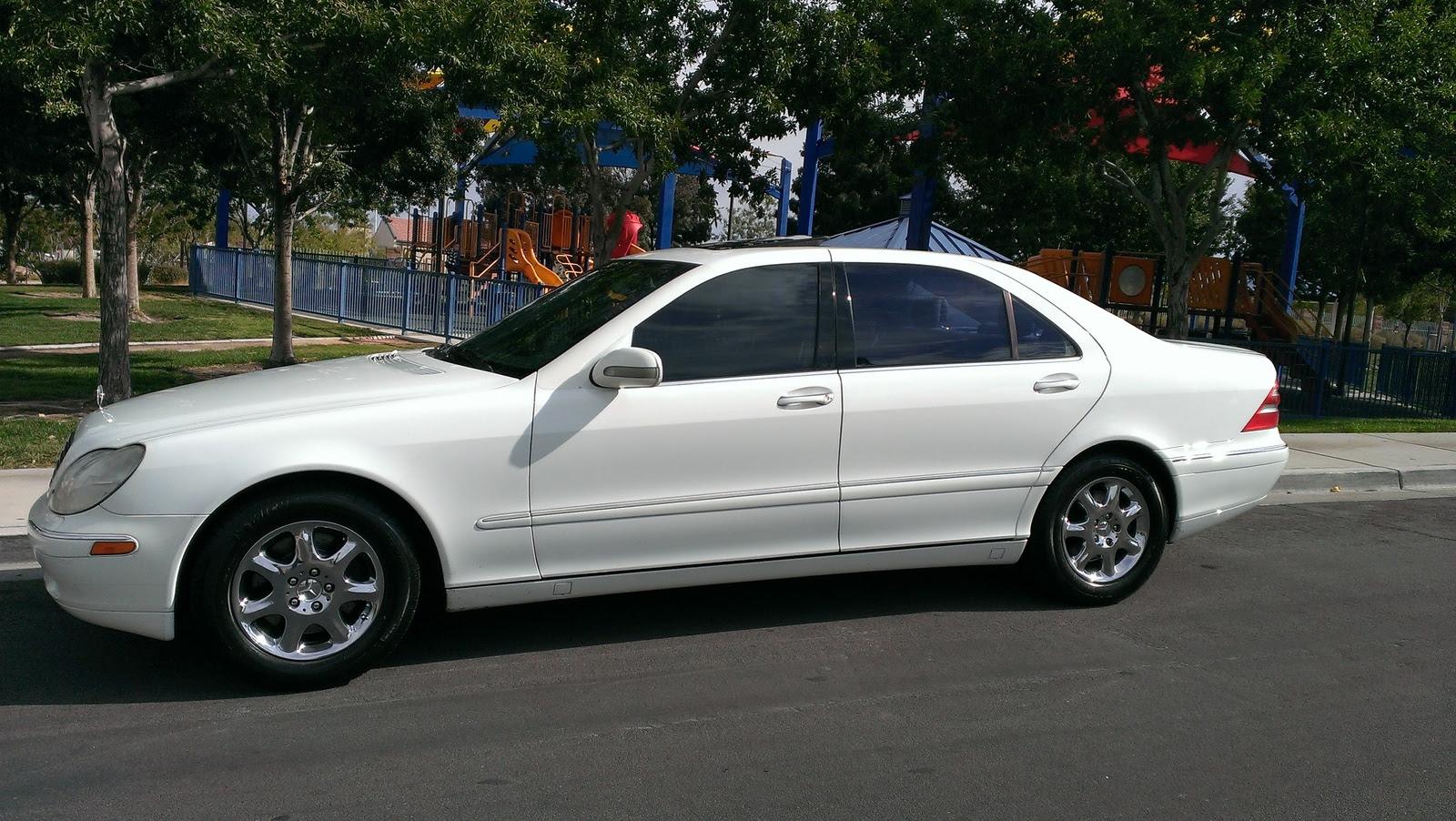 2000 Mercedes-Benz S-Class - Pictures - CarGurus