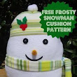 100 Snowman Patterns to Sew at SewPin.com
