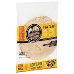 (Pack of 10) La Tortilla Factory Tortilla Flour Wheat 7In,13 oz, 10 Count Each