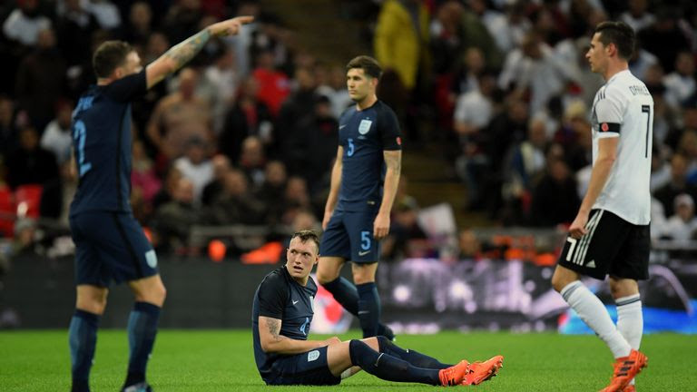 Image result for phil jones england injury
