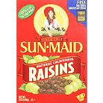 Sun-maid Raisins Box 12 Oz