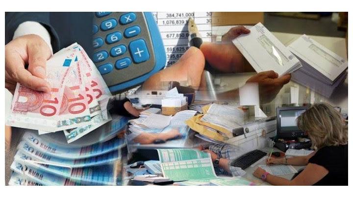 Έξαρση κατασχέσεων και χρεών στην Εφορία