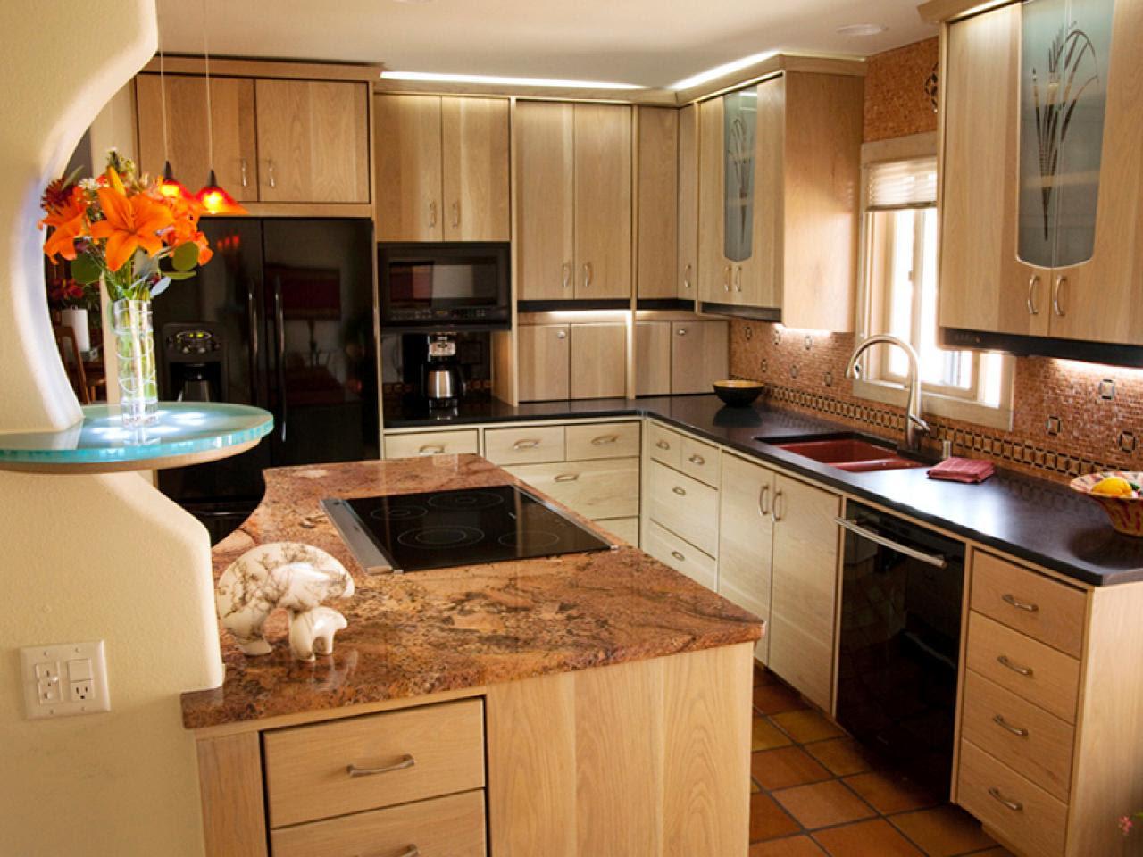 Granite Kitchen Countertops: Pictures