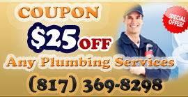 save for plumbing