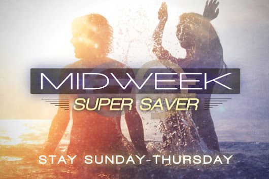 Midweek Super Saver - Save up to 35% | River Oaks Resort