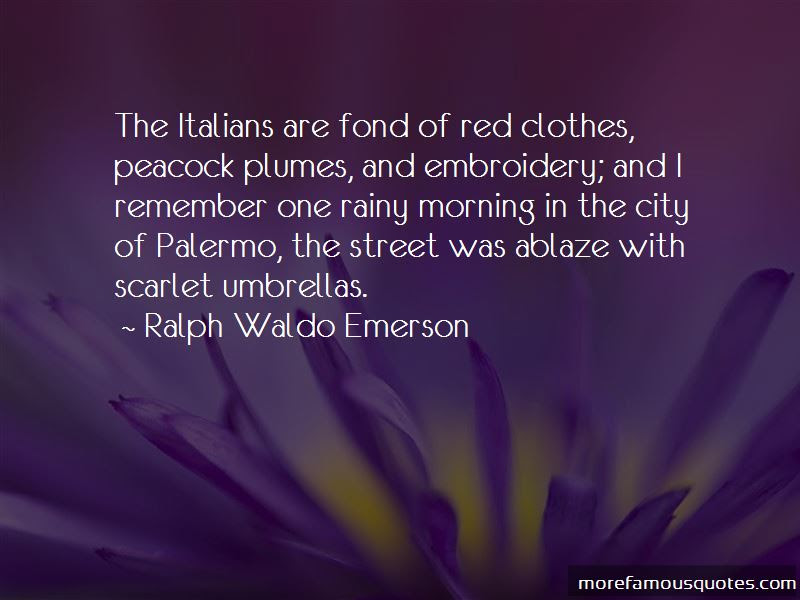 Quotes About Rainy Morning Top 17 Rainy Morning Quotes From Famous