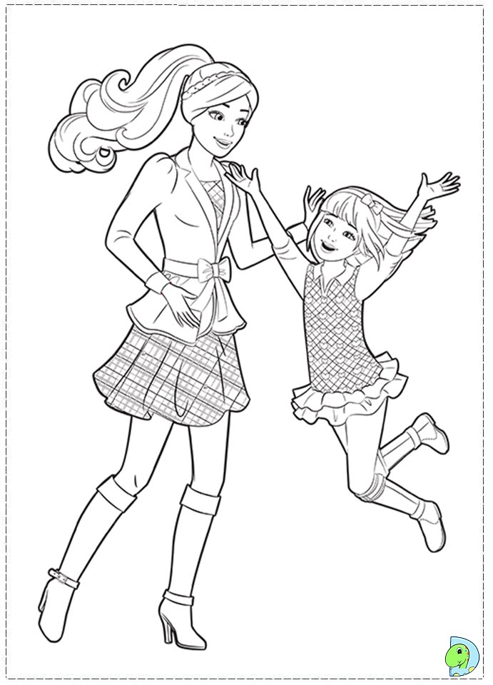 Ariel And Her Sisters Coloring Pages Coloring Pages