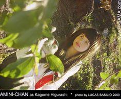 日暮かごめ, Kagome Higurashi - Amini-chan