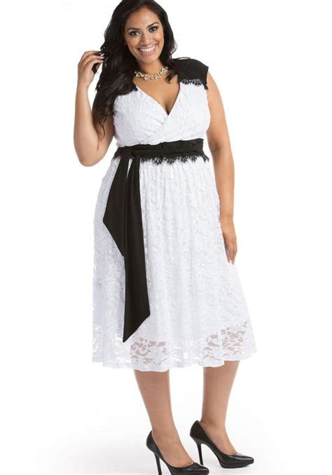 Plus size dresses for wedding party   PlusLook.eu Collection