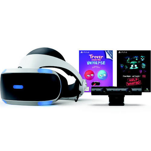Sony - PlayStation VR Trover and Five Nights at Freddy's Bundle
