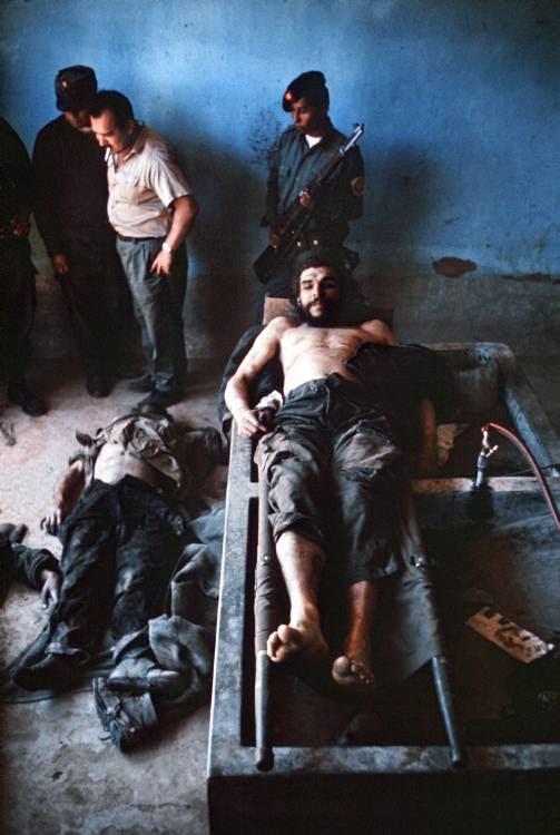Resultado de imagen para asesinato del che