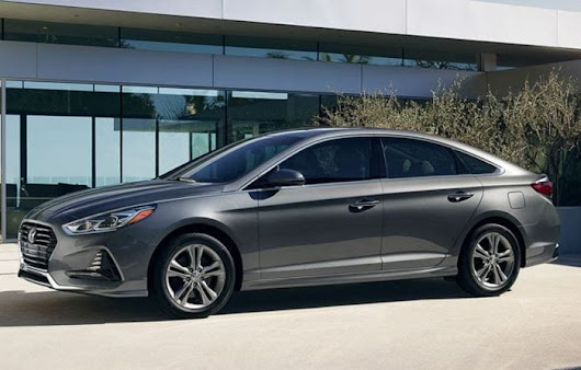 VIDEO: 2018 Hyundai Sonata Is Stunning