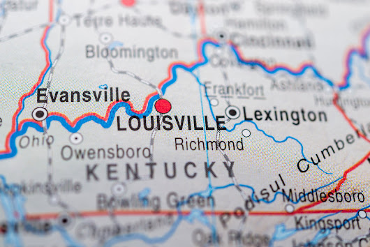 Louisville's Award-Winning Redlining Map Helps Drive Digital Inclusion Efforts