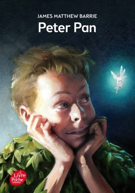 Couverture Peter Pan (roman)