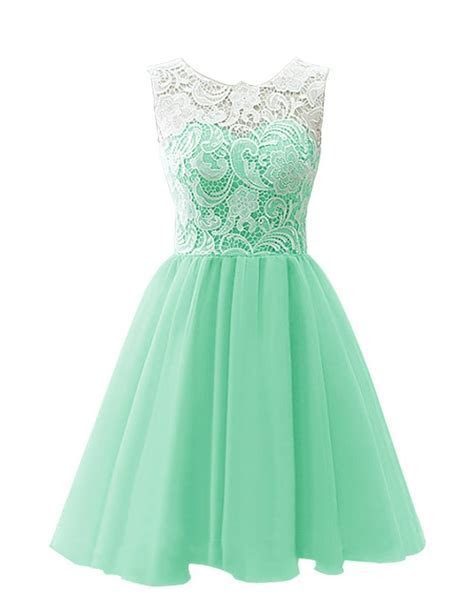 MicBridal® Flower Girl Ball Gown Lace Ruched Short Prom