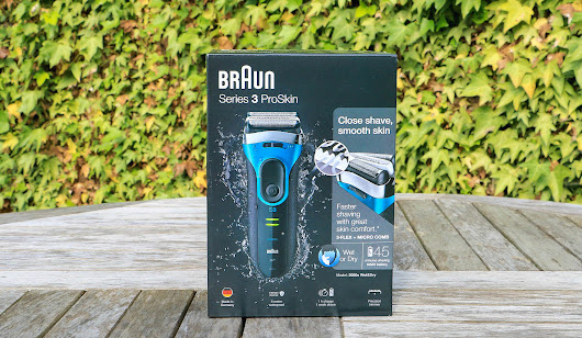 Braun Series 3 ProSkin #SensitiveDads | PODcast