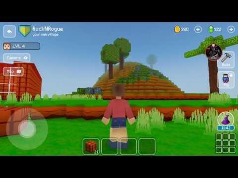 Gözcü Kulesi ve Şato #4 - Block Carft 3D