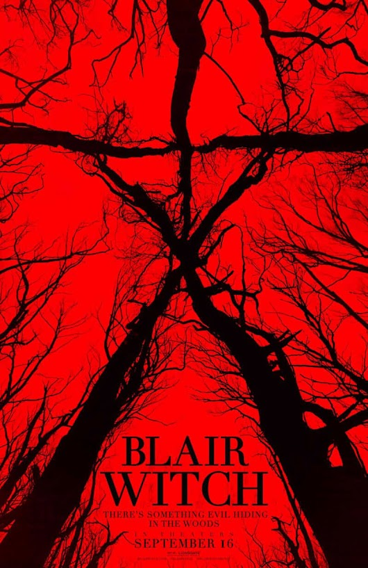 Surprise! 'The Woods' Is A Blair Witch Project Sequel! | Horror Society