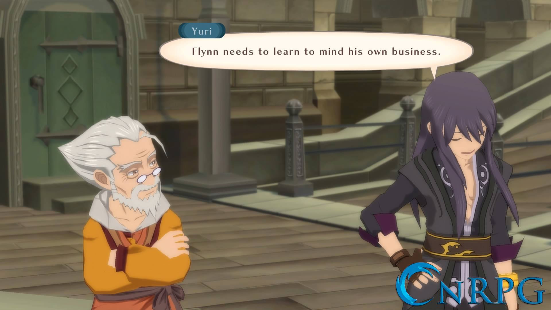 Tales Of Vesperia Definitive Edition Review Onrpg