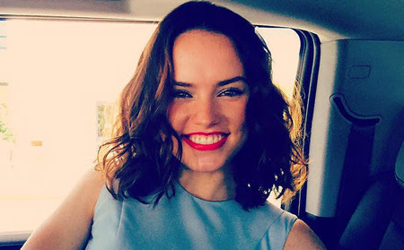 Daisy Ridley at D23 | Anakin And His Angel