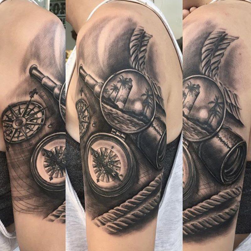 David Barragan Galan Tattoos