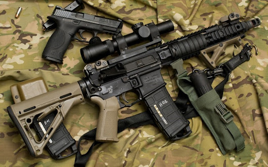 Best Assault Rifle to Have In A Survival Situation: Overview