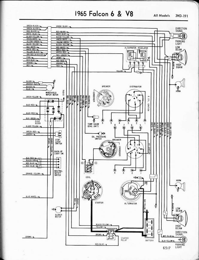 Ford Ba Heater Diagram