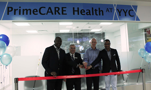 PrimeCARE Health Clinic finds a New Destination at YYC > YYC