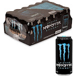 Monster Lo Carb Energy Drink - 24/16 Ounce