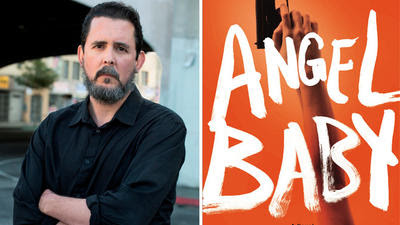 Richard Lange's 'Angel Baby': a thriller that makes its own terms