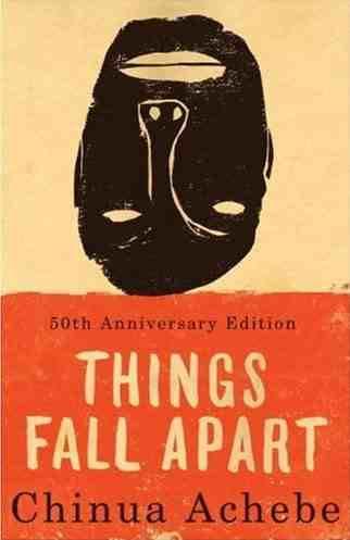 الأشياء تتداعى - الكتب الاكثر مبيعا في التاريخ