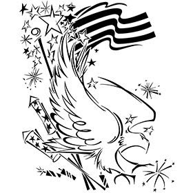 4th of july coloring pages for adults at getcolorings  free printable colorings pages to